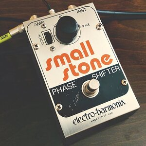 1976 Electro Harmonix Small Stone Phase Shifter Version 2