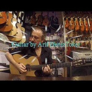 J.S.Bach - Bwv 1067 Suite - Badinerie -Gipsy Jazz Style by Arif DenizToker