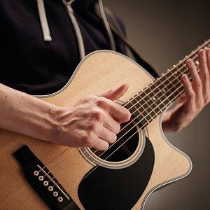 İlk Akustik Gitar Dersiniz - Basit Akorlar, Sağ ve Sol El Tekniği, Akort | Akustik Gitar Dersi #1