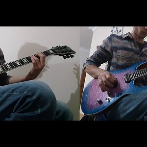 In Flames - Only for the Weak (guitar cover)