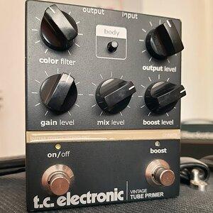 Tc Electronic Vintage Tube Primer