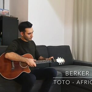Toto - Africa (Acoustic Cover by Berker Sayar)
