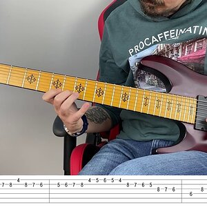 Best Guitar Exercise - Chromatic Scale