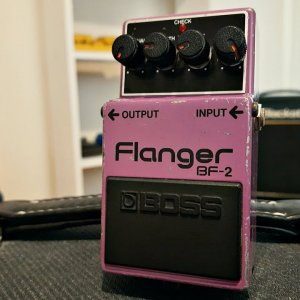 Boss BF-2 Flanger (Made in Japan / Green Label)