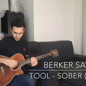 Tool - Sober (Acoustic Cover by Berker Sayar)