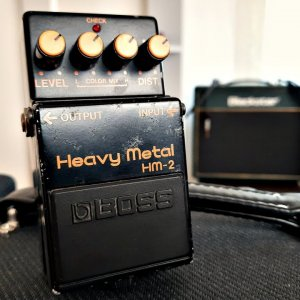 Boss HM-2 Heavy Metal (1986 Made in Japan)
