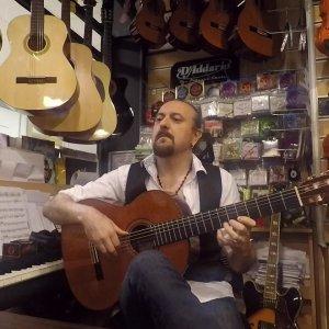 Godfather Theme - Latin Flamenco arrangement by Arif DenizToker