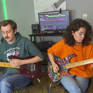Cem & Sıla Gönden - Pull Me Under (Cover)