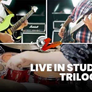 Technical Difficulties, Satch Boogie, Scarified Trilogy (Live in Studio)