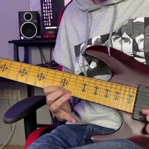 My John Petrucci Style Song