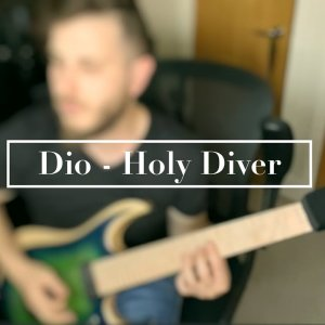 Dio - Holy Diver Solo Cover