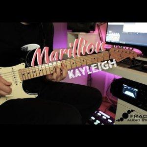 Marillion - Kayleigh Guitar Solo (w/ TABS!)