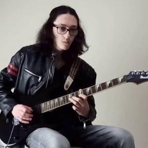 Anathema - Angelica | Guitar Cover by Orhan Şentürk