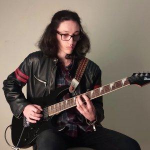 Bullet For My Valentine - The Last Fight   Guitar Cover by Orhan Şentürk