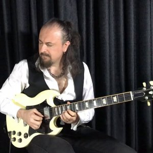 Şehnaz Longa(Rock) - Santuri Edhem Efendi - Arrangement by Arif DenizToker