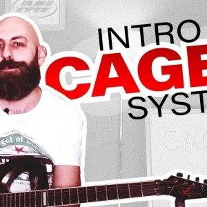 Gitarda CAGED Sistemi