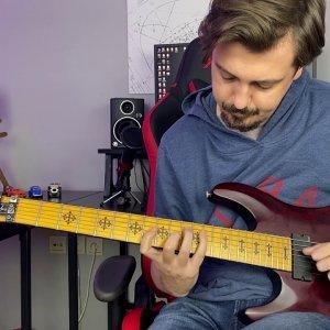 Liquid Tension Experiment - The Passage Of Time (Petrucci Solo Part 1)