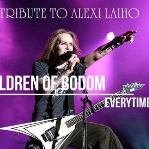 Children of Bodom - Everytime I Die cover