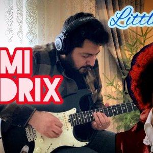 Jimi Hendrix- little wing çalışması,denemesi