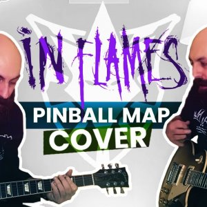 In Flames - Pinball Map Cover