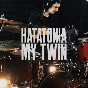 Katatonia - My Twin Drum Cover