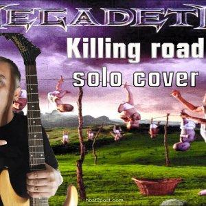 MEGADETH - Killing Road - Solo  Cover Alper Atınç