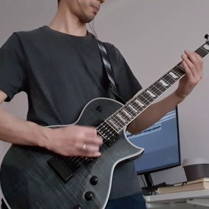 BFMV - Hand of Blood (guitar cover)