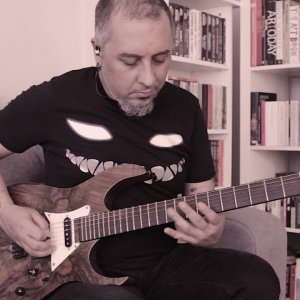 Leprous / ''Sky is Red''   -intro guitar cover-