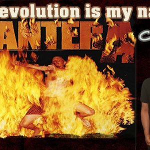 Pantera - Revolution is my name - Guitar Cover