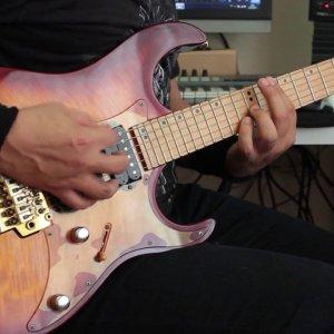Alper Atınç  Call my Name In Flames  guitar cover