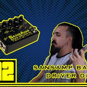 No Bullsh*t: Sansamp Bass Driver DI l No Talking