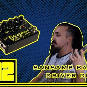 No Bullsh*t: Sansamp Bass Driver DI l No Talking