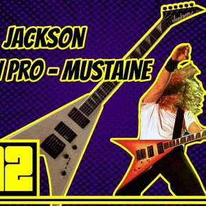 No Bullsh*t: Jackson King V Pro - Mustaine