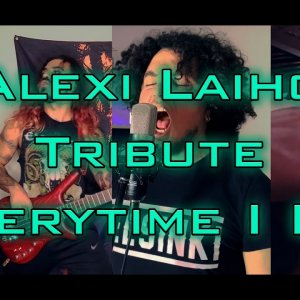 R.I.P. Alexi Laiho Tribute - Everytime I Die Cover [with vocals and keyboards]