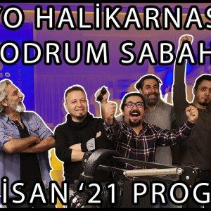 Pusula Radyo Halikarnas'ın Bir Bodrum Sabahı Programına Konuk Oldu