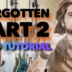 How To Play Forgotten Part 2 by Joe Satriani?  Difficulty: 1.5/ / Forgotten Part 2 Nasıl Çalınır?