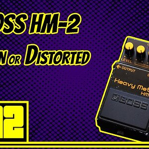 No Bulls*t: Boss HM-2 l Clean or Distorted
