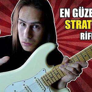 En Güzel 5 Stratocaster Gitar Riffi
