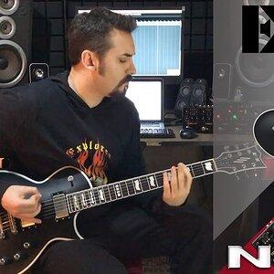 New Song No.2 (ESP E-II Eclipse BB 2019 EMG 81/60 & Nux Cerberus)