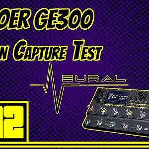 No Bullshit: Mooer GE300 Plug-In Capture Test