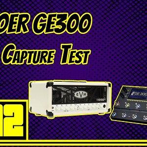 No Bullshit : Mooer GE300 Amp Capture Test