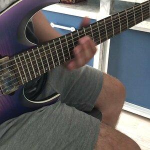 Falling in Reverse - Popular Monster Breakdown Guitar Cover (CoverbyMelik)