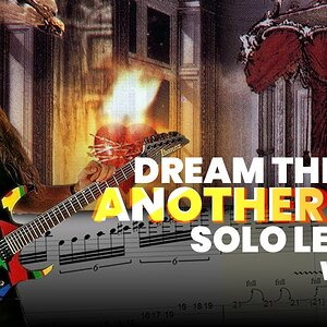 Dream Theater - Another Day Solo Lesson with Tabs