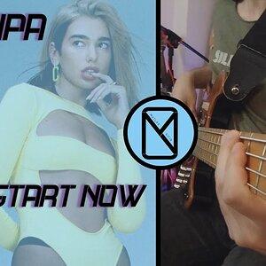 Dua Lipa - Don't Start Now (Mutlak Sıfır 🚀 Bass Cover)