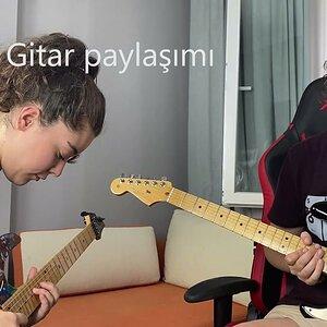 EŞİM İLE METAL ŞARKI YAPTIK !!!