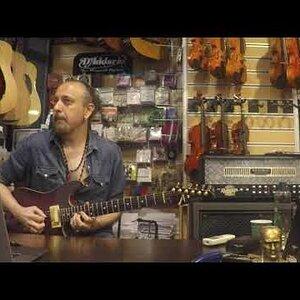 The Doobie Brothers - Long Train Runnin' Guitar Solo by Arif DenizToker