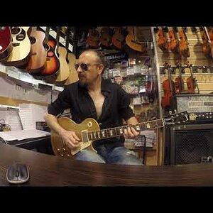 Guns N'Roses November Rain 1'st Guitar Solo - Arif DenizToker