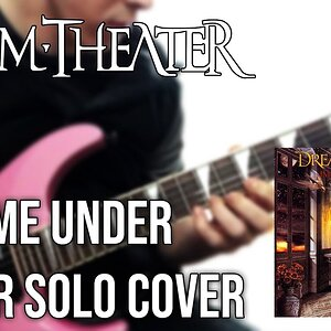 Dream Theater - Pull Me Under Guitar Solo Cover