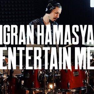 Tigran Hamasyan - Entertain Me Drum Cover