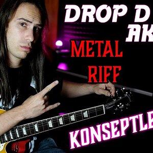 Drop D Akort Düzeni İle Metal Riffleri Çalmak | Elektro Gitar Dersi